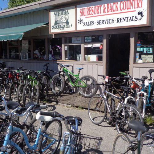south lake tahoe ski and bike shop