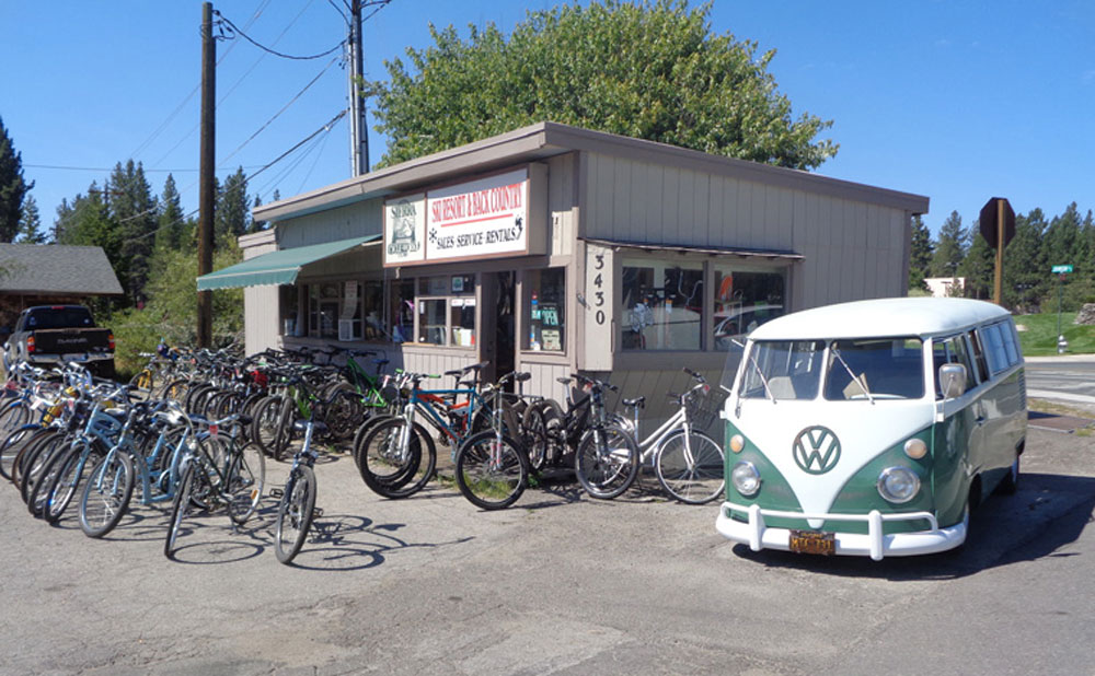 sierra ski and cycle works tahoe bike and ski shop
